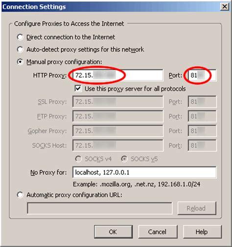 Proxy Ip Address Change Ip Address In Firefox