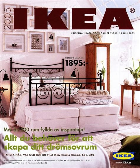old ikea catalogs ikea catalog cover 2005