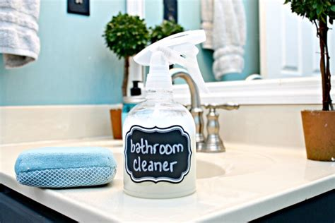all natural bathtub cleaner remodelaholic diy all natural bathroom cleaner