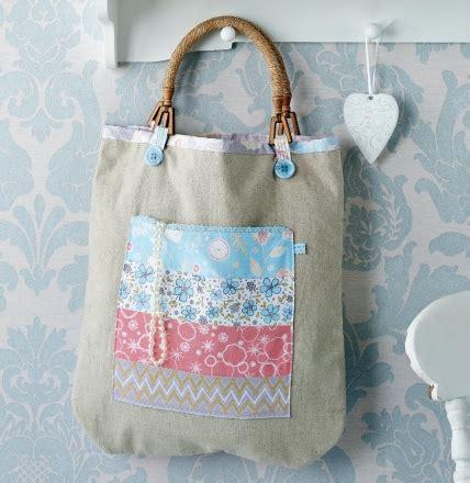 free tote bag pattern uk wooden handled linen tote bag free sewing patterns sew
