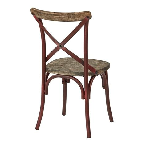 metal kitchen chairs with wood seats metal dining chair with wood seat in smr424was ard