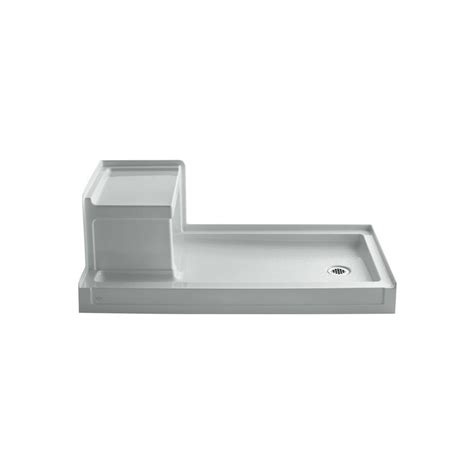 42 X 32 Shower Pan by Kohler Tresham 60 In X 32 In Single Threshold Shower