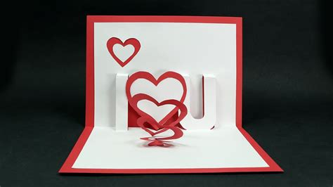 Handmade Cards For S Day - handmade valentines day cards s day
