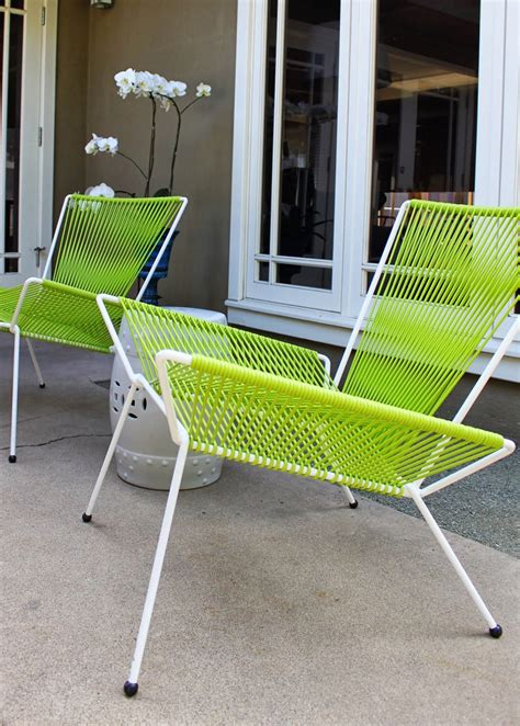 mid century modern patio furniture   Home Design by Fuller