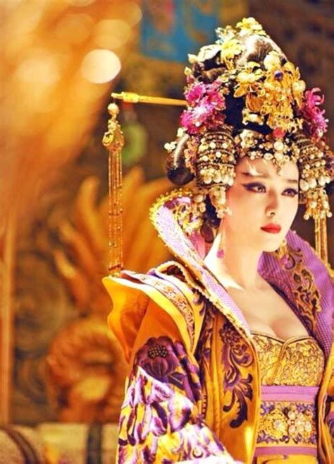 film empress china fan bingbing in the empress of china 2014 costumes