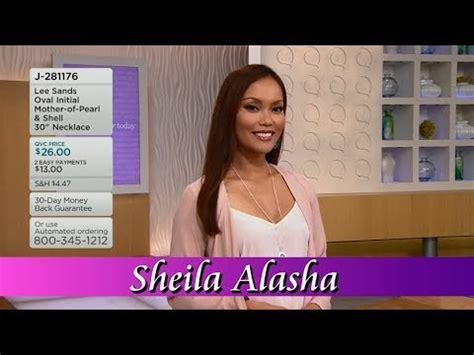 Qvc Model Sheila Alasha | qvc model sheila alasha youtube