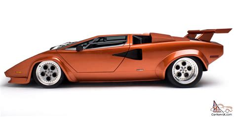 Kit Car Manufacturers Lamborghini Replica Kit Makes Lamborghini Countach
