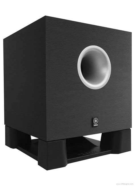 Yamaha YST-SW011 Active Subwoofer System Manual | HiFi Engine