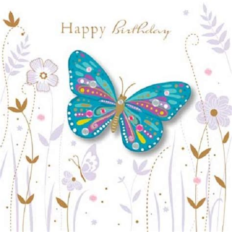 Butterfly Gift Card - butterfly birthday cards gangcraft net