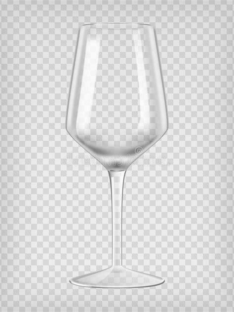 empty wine glass stock vector illustration  celebration