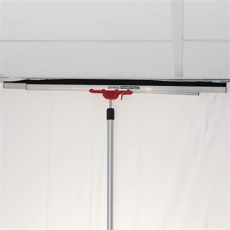 Span Mini span mini adjustable tapeless seal zipwall dust barrier system