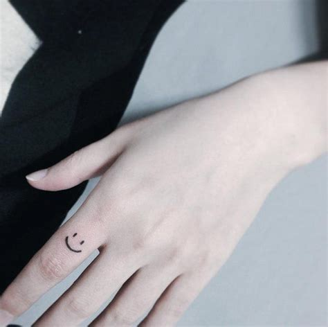 tattoo on pad of finger 17 best ideas about smiley face tattoos on pinterest toe