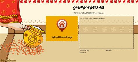 housewarming invitation india indian housewarming invitations www pixshark com