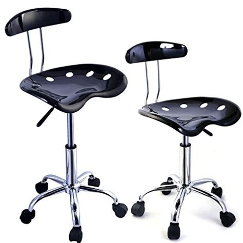 adjustable kitchen breakfast chrome barstools bar stool 2pc adjustable bar stools abs tractor seat swivel chrome