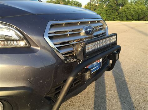 Mounting Led Light Bars Subaru Outback Subaru Outback Led Light Bar Problems