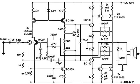 Power Lifier Subwoofer subwoofer lifier circuit diagram 1000w style by