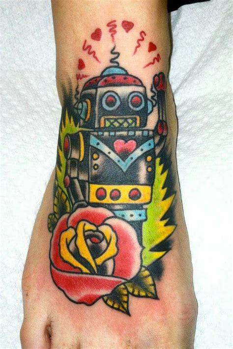 tattoo robot couple best 25 robot tattoo ideas on pinterest minimalist
