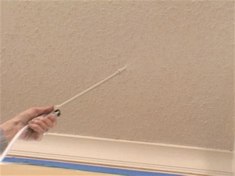 How To Redo Popcorn Ceilings by Removing And Refinishing Your Popcorn Ceiling How To