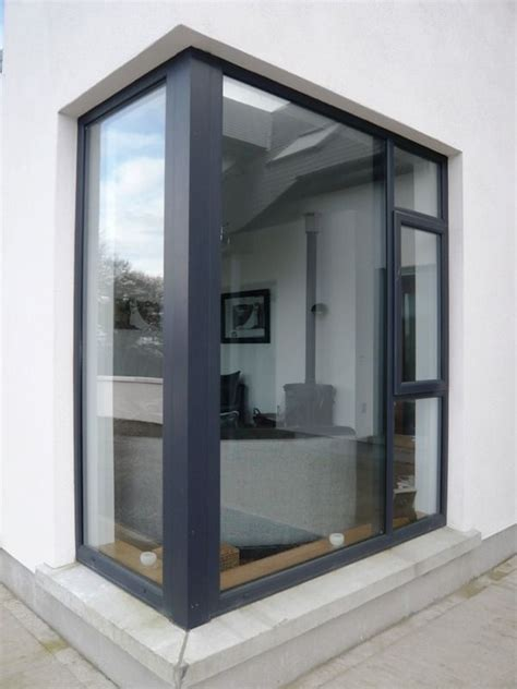 Infinity Windows Cost Decorating 25 Best Ideas About Aluminium Windows On Aluminium Window Design Side Extension