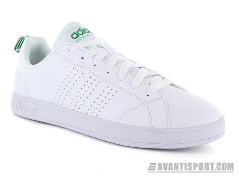Adidas Neo Advantage Clean Vs White Pink For adidas advantage clean vs witte adidas sneakers avantisport nl