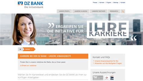 dz bank ag best practices in candidate experience jacando
