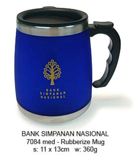 Bank Simpanan Nasional Letterhead Pgsgift Souvenir Corporate Gifts Premium Gifts Supplier In Malaysia
