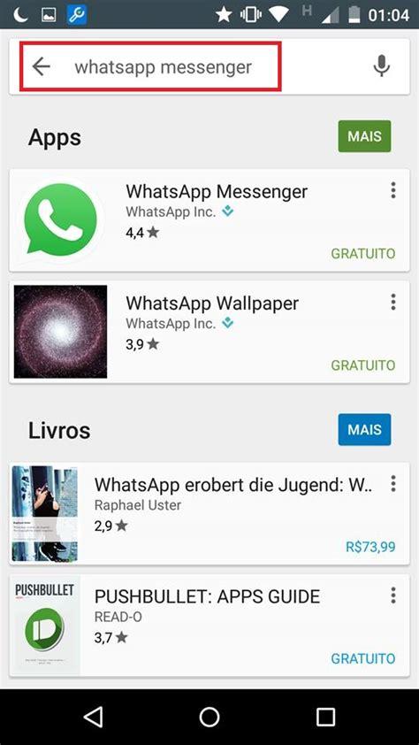 tutorial como instalar o whatsapp como instalar o whatsapp android ios e windows phone
