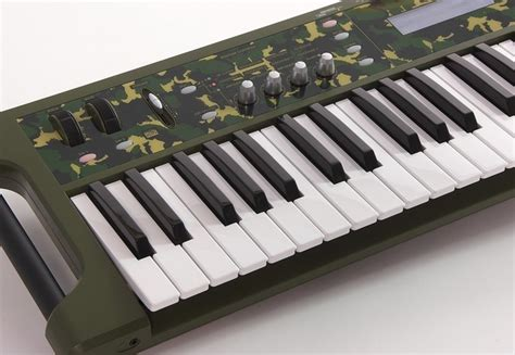 Keyboard X50 disc korg x50 synth in camouflage limited edition at gear4music