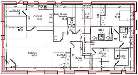 Plan Feng Shui Maison 2973 by Plan Maison Feng Shui