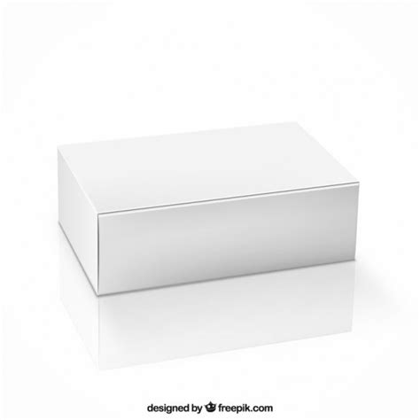 blank packaging templates blank box vector free