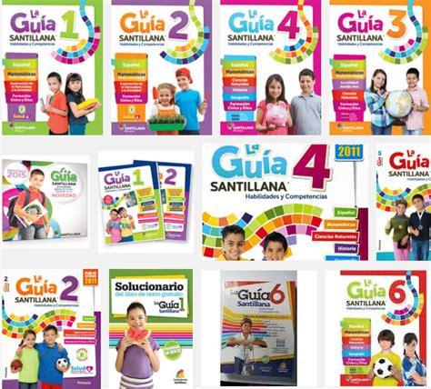guia santillana de 5 maestro newhairstylesformen2014com guia santillana 5 grado del maestro libro gratis para