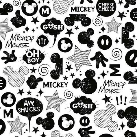 whatsapp wallpaper kurukafa papel de parede gibi mickey preto e branco para quarto