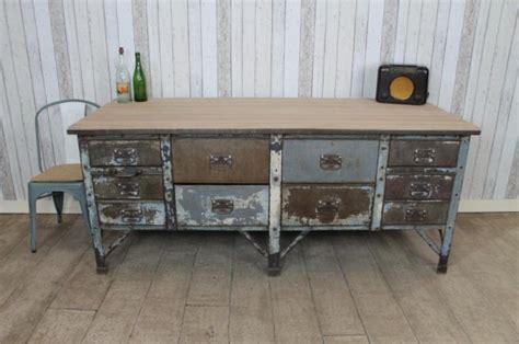 industrial kitchen furniture uk vintage industrial metal kitchen island work bench