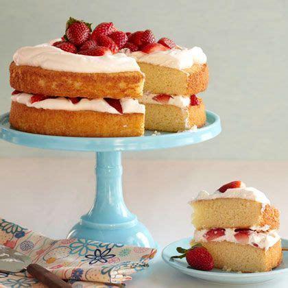 simple vanilla cake recipe spoonful     perfect cake recipe   jello cake