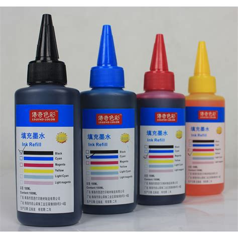Riva Ink Tinta Canon 100 Ml Black ink refill bottle for hp canon lenovo ink cartridges 100ml