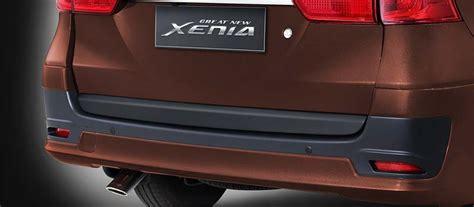 Monitor Mobil Xenia great new xenia 2016 terbaru spesifikasi tipe warna