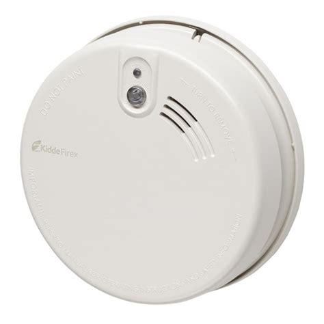 firex smoke detector kidde kf2 kf2r firex 230v mains powered optical smoke alarm