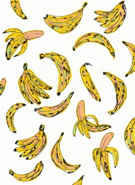 banana wallpaper pattern banana wallpaper patterns pinterest