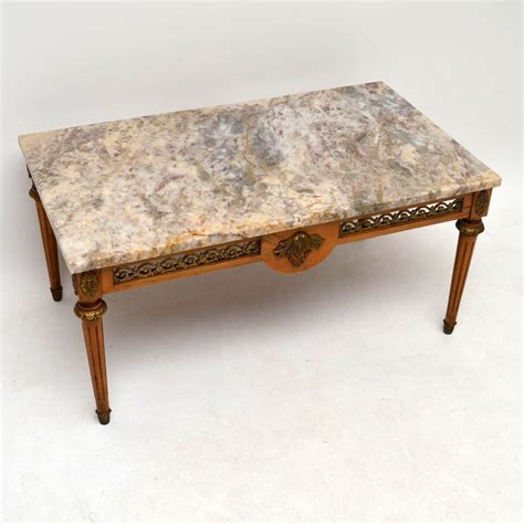 antique marble top coffee table antique marble top coffee table marylebone