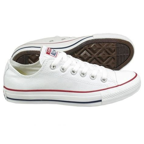 Convers White Ox converse converse all ox optical white sc c3 unisex trainers converse from brands