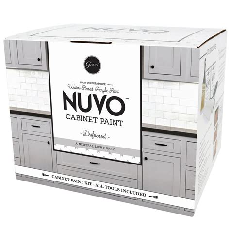 nuvo cabinet paint oxford blue nuvo coconut espresso cabinet paint kit giani inc
