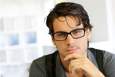 medium hairstyles glasses 2016 best hairstyle ideas for men with glasses men s