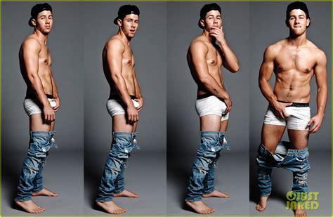 Nick Jonas Drops Pants Grabs Crotch Breaks Hearts Queerty