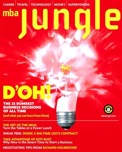 Mba Jungle Magazine by Mba Jungle Magazine On Behance