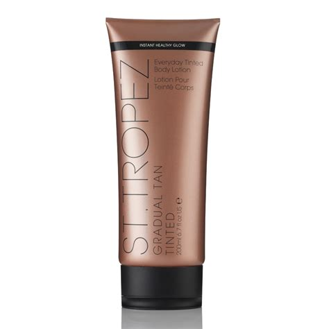 St Tropez Everyday by St Tropez Tinted Gradual Lotion 200ml Feelunique