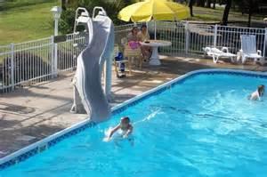 schwimmbad rutsche swimming pool slide picture of golden arrow resort