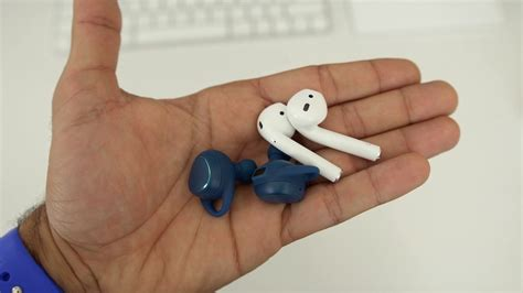 Samsung Airpods Airpods Vs Gear Iconx