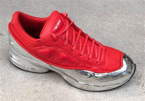 raf simons adidas ozweego metallic silver release date sneaker bar detroit