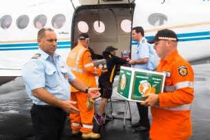 Lu Emergency Remot mercy dash airlifts vital supplies to feed remote wa