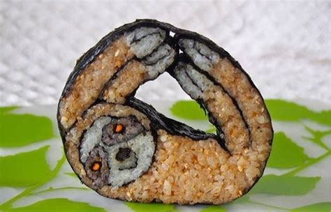 Set Polka Nori 10 coolest sushi pieces tokyo otaku mode news